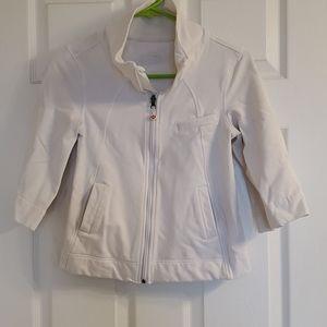 COPY - Lululemon vintage short sleeve cropped zip…